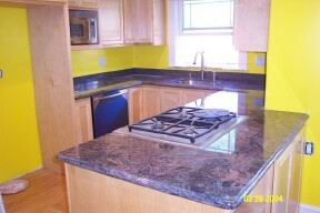 Paradiso Granite Kitchen 1